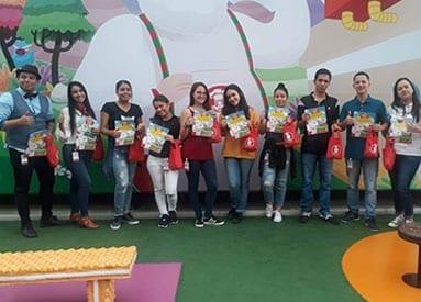 Inserción laboral para estudiantes de Medellín