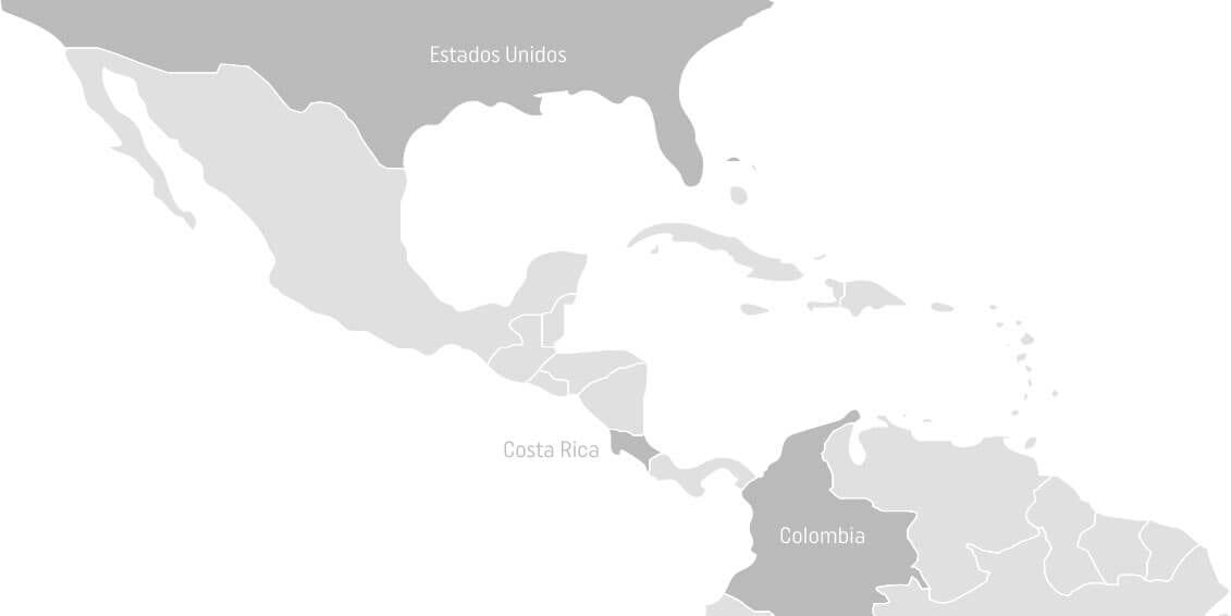 Mapa nuestras plataformas