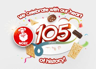 We are celebrating 105 wonderful years of history!