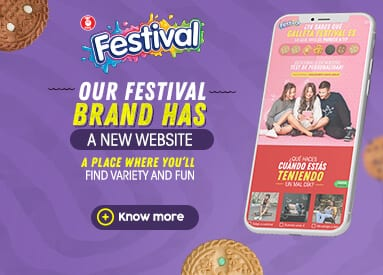 Festival launches a new website with more variety and fun