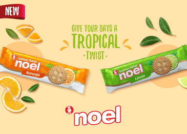 Give your days a tropical flavor with Noel's new launch