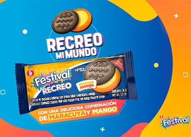 Disfruta las nuevas Festival Recreo Maracumango